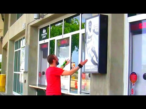 Miami Heat Fan Reacts To Lebron James Returning To Cleveland (Prank!)
