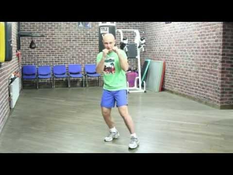 Уроки бокса для начинающих - видео