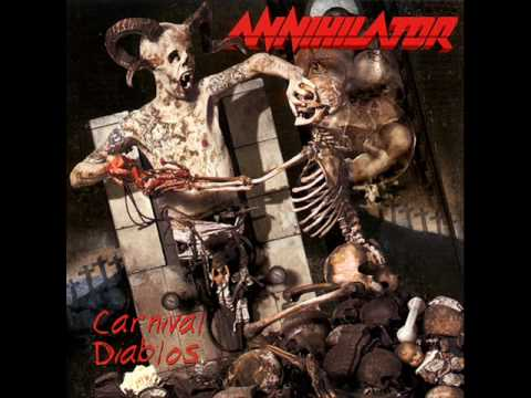 Annihilator - Perfect Virus