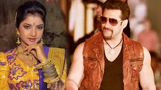 Salman Khan's Tribute To Sajid's Wife Divya Bharti In Kick