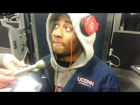 UConn G Rodney Purvis, Post-Game Arizona State, 3/18/15