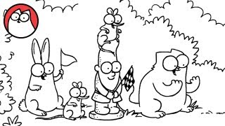 Ready, Steady, Slow! - Simon's Cat