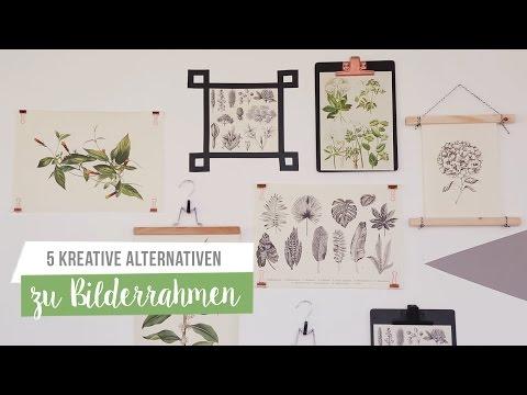 5 Alternativen zu Bilderrahmen | WESTWING DIY-Tipps