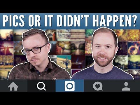 If There Are No Pics, Did It Happen? | Idea Channel | PBS Digital Studios