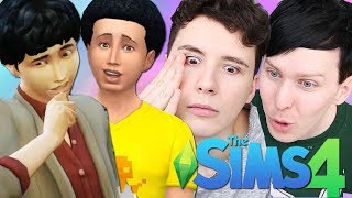 TEENAGE ANGST TIME - Dan and Phil Play: Sims 4 #49