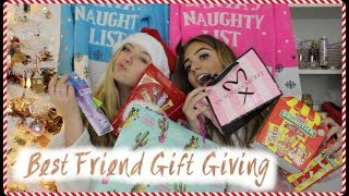 Best Friend Gift Giving! Ft Katie//SimplyEmmie