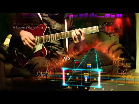 Rocksmith 2014 - Dlc - Guitar - Green Day american Idiot video