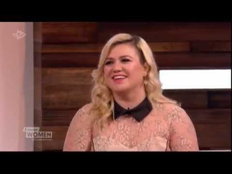 Kelly Clarkson Interview on Loose Women 2-3-15