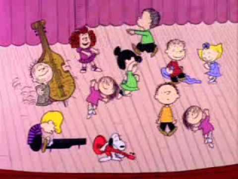 Peanuts Theme Piano Cover