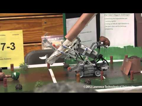 Junior Exhibition- Robofest MI Regional 2012