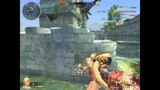 AF(Assault Fire) M95 Snake Frag Movie(Montage) HD