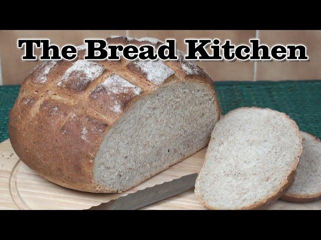 Russian Potato Bread Recipe in The Bread Kitchen
