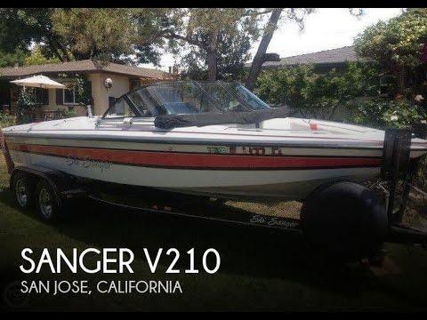 [UNAVAILABLE] Used 2000 Sanger V210 in San Jose, California
