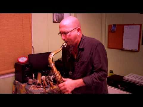 Jeff Coffin - The Reunion: A Solo Tenor Saxophone Performance Music Videos