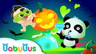 ¡Celebramos Halloween! | Canción Infantil de Halloween | Halloween Canciones | BabyBus Español