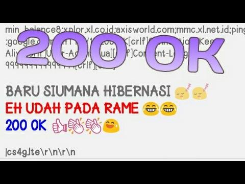 [new] Cara Buat Config XL AXIS Opok 200 OK #1