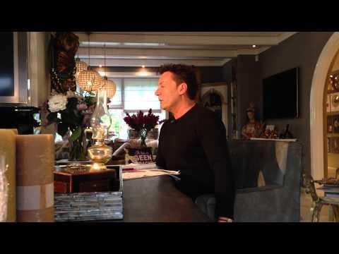 Gerard Joling - Interview Shownieuws LEKKER in de ZIGGO DOME 2013