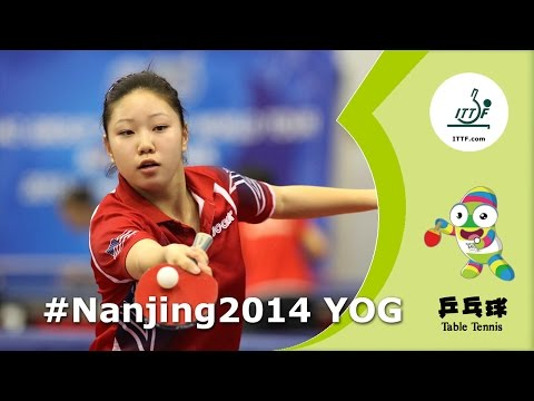 Counting Down to Nanjing 2014 Table Tennis
