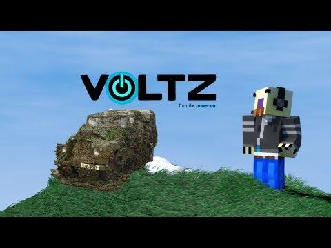 Minecraft Voltz Tutorial : camouflage