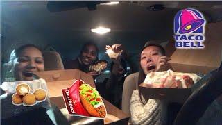 taco bell mukbang