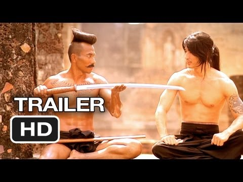 Muay Thai Warrior Blu-ray Release Trailer 1 (2013) - Tony Jaa Martial Arts Movie HD