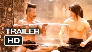 Warrior - Muay Thai Warrior Blu-ray Release Trailer 1 (2013) - Tony Jaa Martial Arts Movie HD