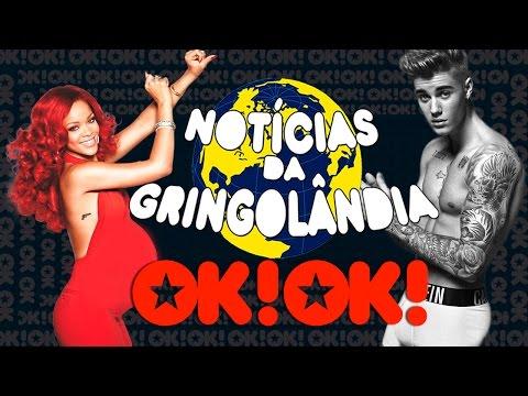 Rihanna grávida, Beyoncé grávida e Justin Bieber grávido (mentira)