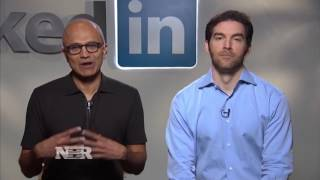 Microsoft, LinkedIn: blockbuster deal