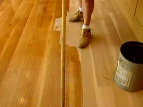 Tung Oil by Universal Floors, Inc - YouTube