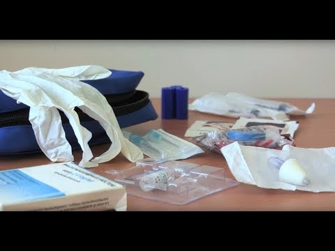 Take-home naloxone programmes in Europe — overdose prevention