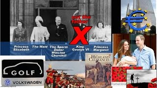 video This video reveals the sad world history beyond the invention of the battleship, the missile and the EU winning the peace prize (from the Nobel munitions dynasty). The Duke of Cambridge in...