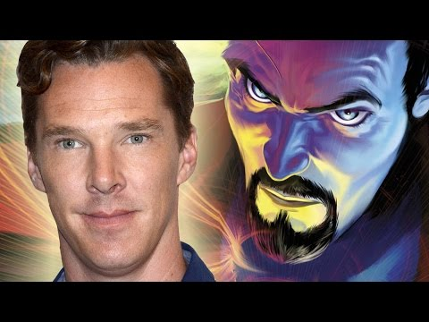 Benedict Cumberbatch To Play Doctor Strange
