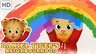 Daniel Tiger 🌈 Rainbow Adventures! | Videos for Kids