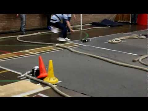 NEAM Racing at Seaham. North East RC Radio Controlled Racing 17th Feb 2013
