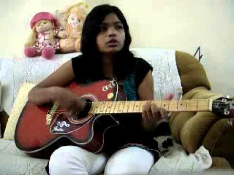 Tu hi hakikat khwab tu with guitar