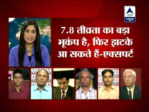 ABP News debate: Earthquake killed 45 in Iran and Pakistan