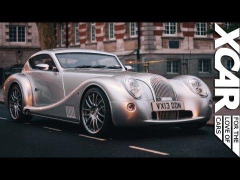 Morgan Aero Coupe: Street Theatre - XCAR