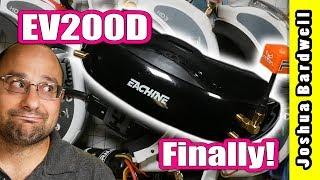 EACHINE EV200D | More Value Than Fat Shark?