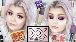 TESTING XX REVOLUTION First Impression Tutorial | NEW From Makeup Revolution
