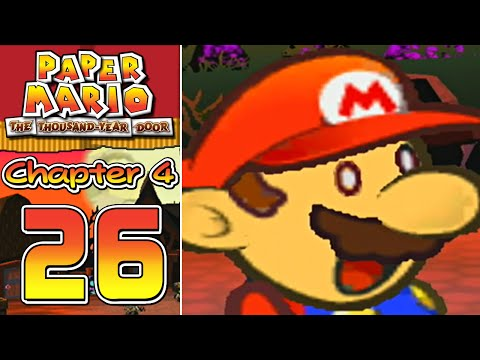 Paper Mario: The Thousand Year Door - Part 26 - WHAT DID YOU SAY!? [VS Doopliss] (Chapter 4 Finale)