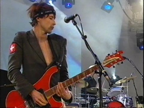Sneaker Pimps - Live At Bizarre Festival, Germany 16 08 2002 video