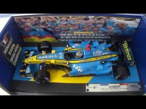 HotWheels Review Renault Fernando Alonso