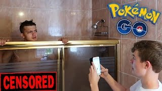 HUNTING FOR POKEMON... (GONE WRONG)