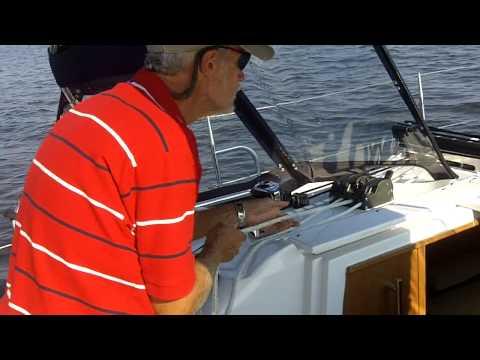 Catalina Yachts - Selden In Mast Furling