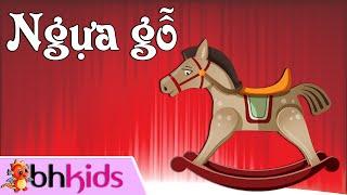 Ngựa Gỗ - Nhong Nhong Nhong [Official HD]