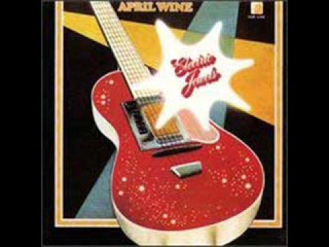 April Wine - Weeping Widow