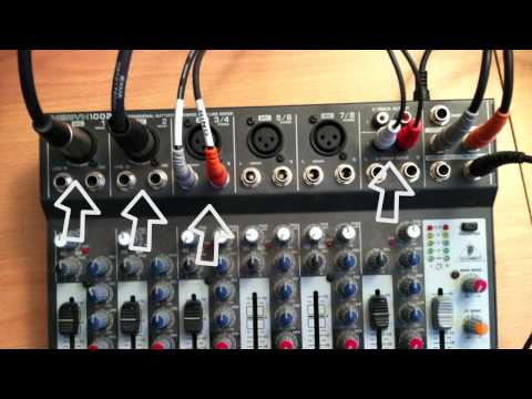 More Like Radio - How to Mix Minus an Audio Mixer for podcasting