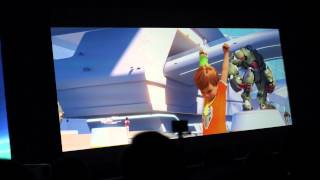 Overwatch Cinematic, BlizzCon Audience Reaction