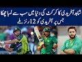 12 Runs on Biggest Six of Shahid Afridi - World Record