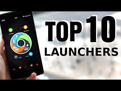 Mejores Launchers para Android - TOP 10 de 2015